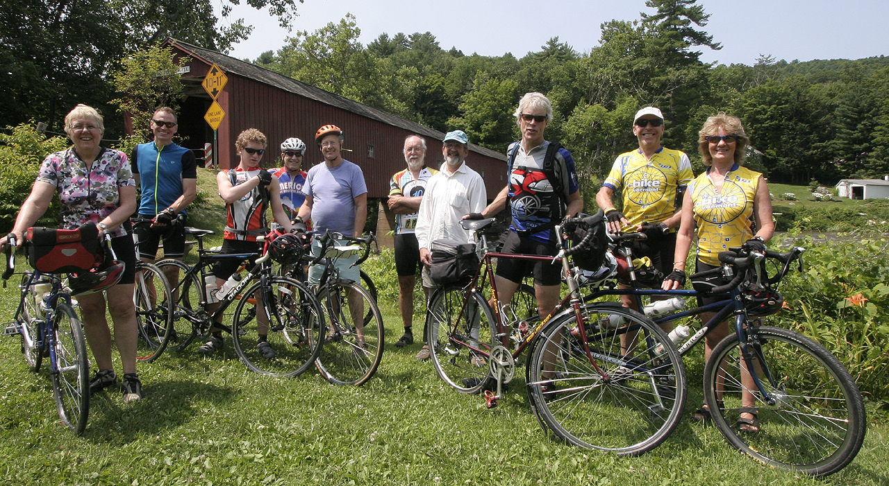 Housatonic Cycling Trails Committee - 2014